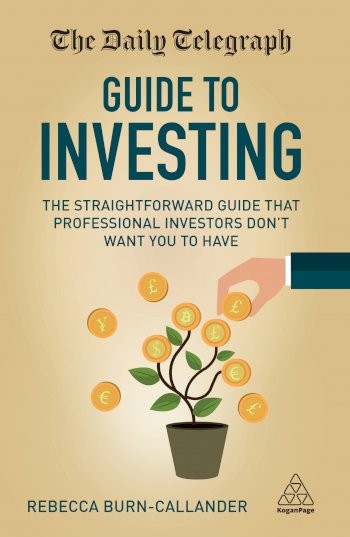 Book cover for The Daily Telegraph Guide to Investing:  The Straightforward Guide That Professional Investors Don't Want You to Have a book by Rebecca  BurnCallander