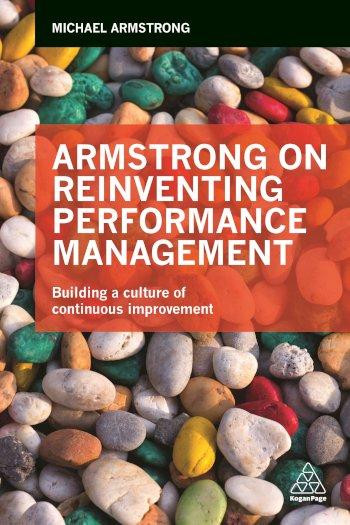 Book cover for Armstrong on Reinventing Performance Management:  Building a Culture of Continuous Improvement a book by Michael  Armstrong