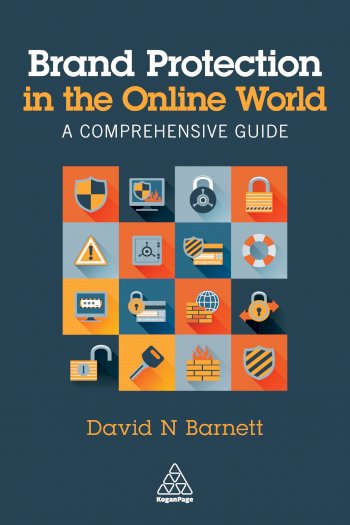 Book cover for Brand Protection in the Online World:  A Comprehensive Guide a book by David N. Barnett