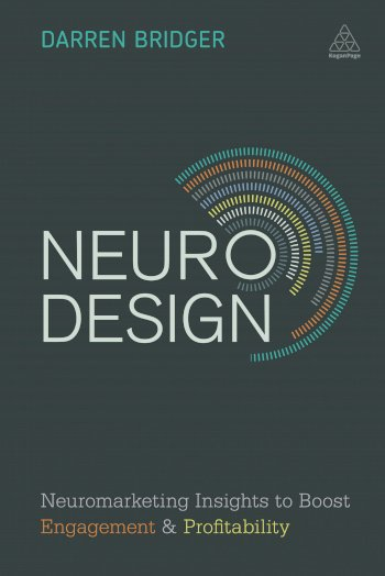 Book cover for Neuro Design:  Neuromarketing Insights to Boost Engagement and Profitability a book by Darren  Bridger