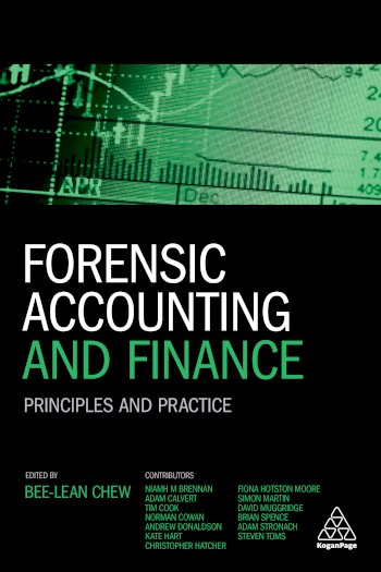 Book cover for Forensic Accounting and Finance:  Principles and Practice a book by BeeLean  Chew