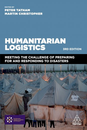 Book cover for Humanitarian Logistics:  Meeting the Challenge of Preparing For and Responding To Disasters a book by Peter  Tatham, Martin  Christopher