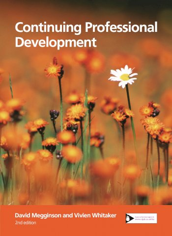 Book cover for Continuing Professional Development, a book by David  Megginson, Vivien  Whitaker