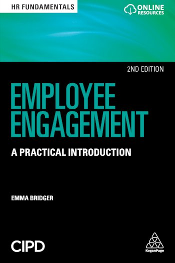 Book cover for Employee Engagement:  A Practical Introduction a book by Emma  Bridger