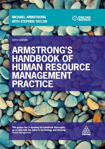 Book cover for Armstrong's Handbook of Human Resource Management Practice a book by Michael  Armstrong, Stephen  Taylor