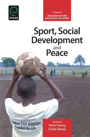 Book cover for Sport, Social Development and Peace a book by Kevin  Young, Chiaki  Okada