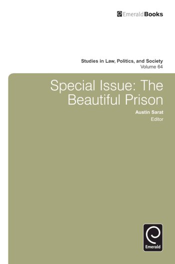 Book cover for Special Issue:  The Beautiful Prison a book by Austin  Sarat