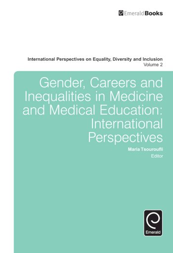 Book cover for Gender, Careers and Inequalities in Medicine and Medical Education a book by Maria  Tsouroufli