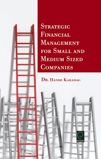 Book cover for Strategic Financial Management for Small and Medium Sized Companies a book by Hande  Karadag