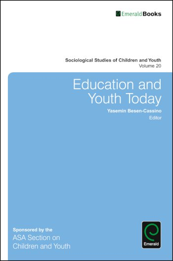 Book cover for Education and Youth Today a book by Loretta  Bass, Yasemin  BesenCassino