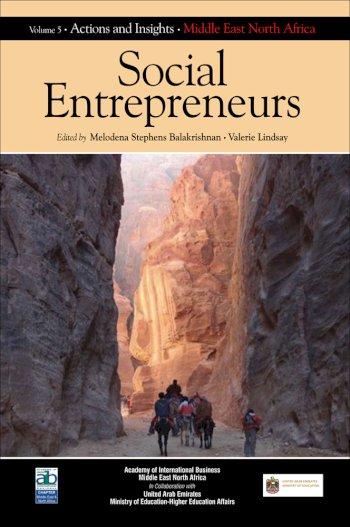 Book cover for Social Entrepreneurs a book by Melodena  Stephens, Valerie  Lindsay