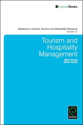 Book cover for Tourism and Hospitality Management a book by Metin  Kozak, Nazmi  Kozak