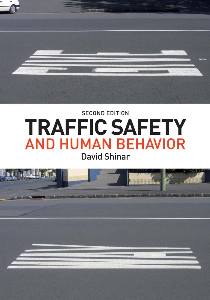 Book cover for Traffic Safety and Human Behavior:  Second Edition a book by David  Shinar
