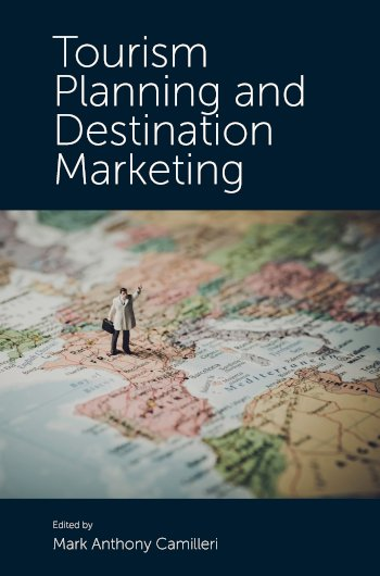 Book cover for Tourism Planning and Destination Marketing a book by Mark Anthony Camilleri