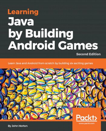 Book cover for Learning Java by Building Android  Games:  Learn Java and Android from scratch by building six exciting games a book by John  Horton