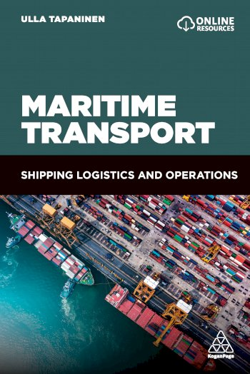 Book cover for Maritime Transport:  Shipping Logistics and Operations a book by Ulla  Tapaninen