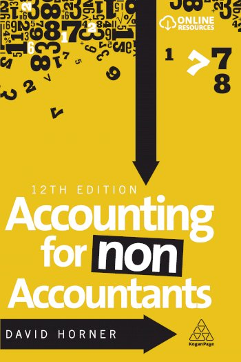 Book cover for Accounting for Non-Accountants a book by David  Horner