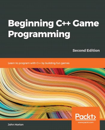 Book cover for Beginning C++ Game Programming:  Learn to program with C++ by building fun games a book by John  Horton