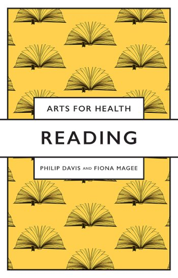 Book cover for Reading a book by Philip  Davis, Fiona  Magee