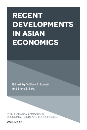 Book cover for Advanced Issues in the Economics of Emerging Markets a book by William A. Barnett, Bruno S. Sergi