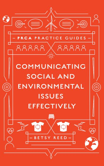 Book cover for Communicating Social and Environmental Issues Effectively a book by Betsy  Reed