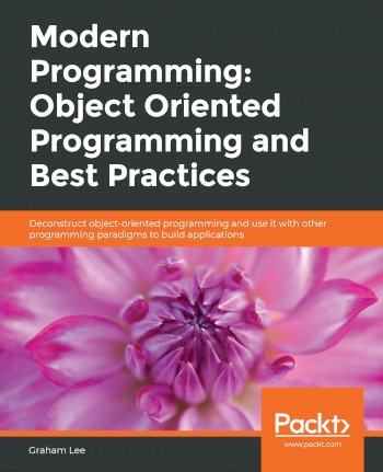 Book cover for Modern Programming:  Object Oriented Programming and Best Practices a book by Graham  Lee