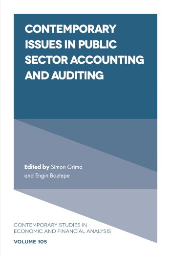 Book cover for Contemporary Issues in Public Sector Accounting and Auditing a book by Simon  Grima, Engin  Boztepe