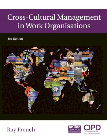 Book cover for Cross-Cultural Management in Work Organisations a book by Raymond  French