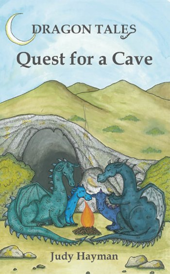 Book cover for Quest for a Cave a book by Judy  Hayman