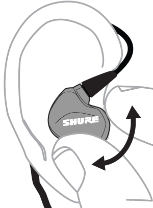 Shure Publications | User Guides | Earphone Resource Center