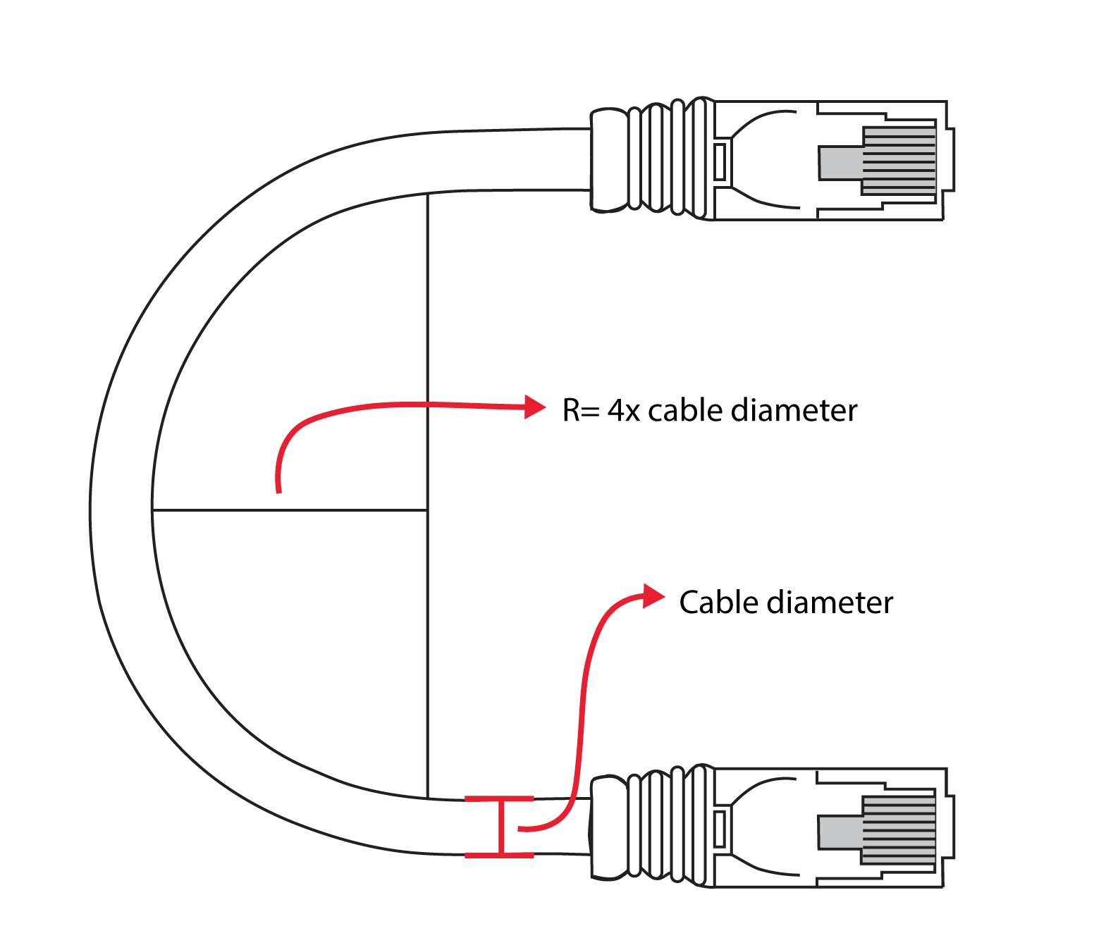 Shure Publications User Guides Mxc Diagram Additionally Pinout For Rj45 Cat5e Wiring On Xlr Cat5 Properly Securing Cables