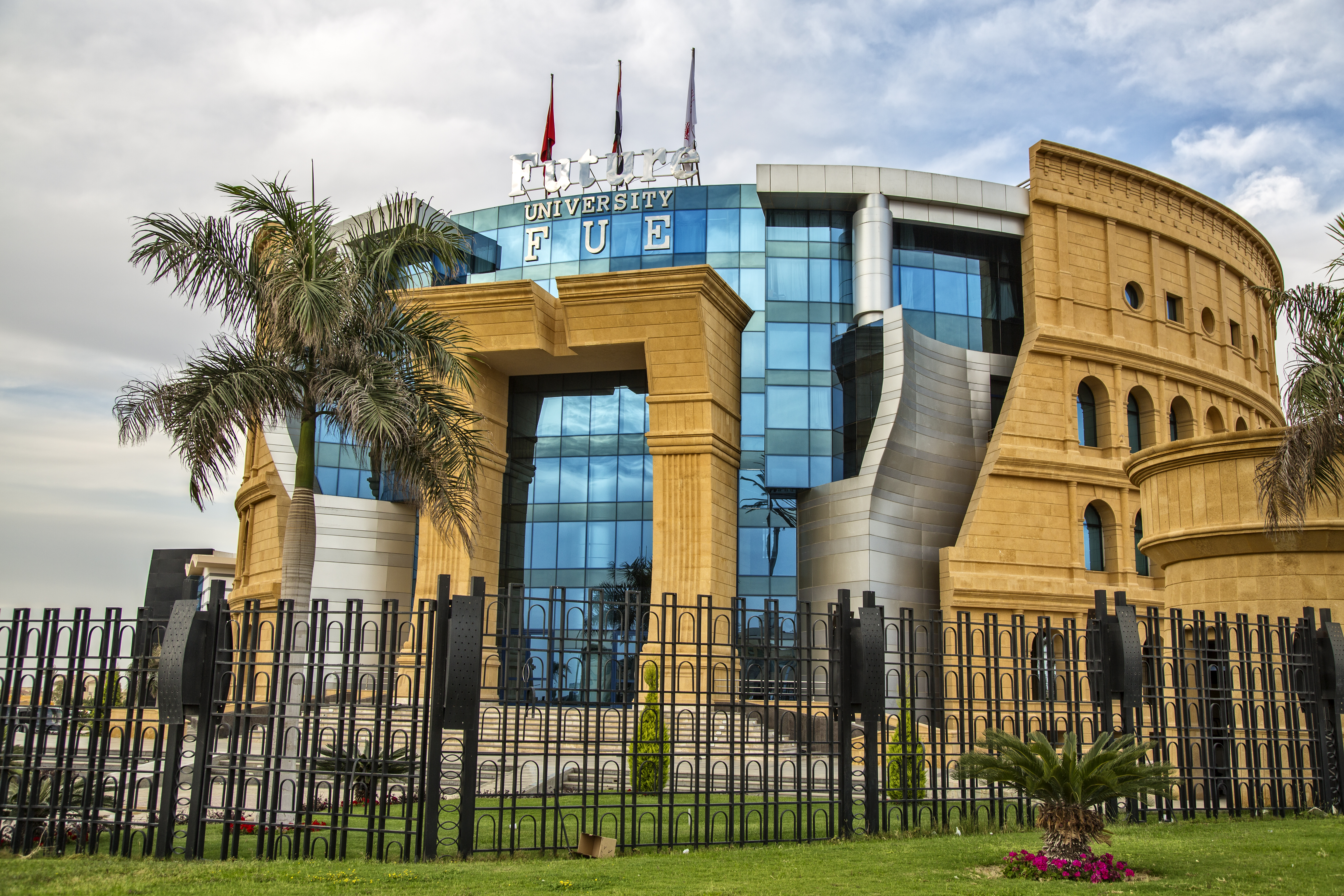 Future University in Egypt FUE