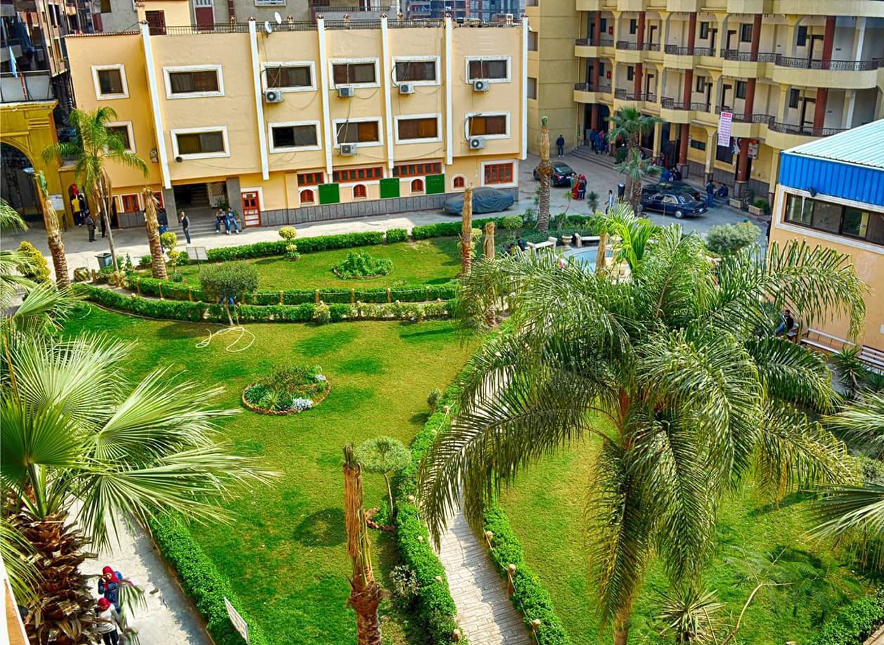 Higher Institute of Computers, Information and Management Technology - Tanta