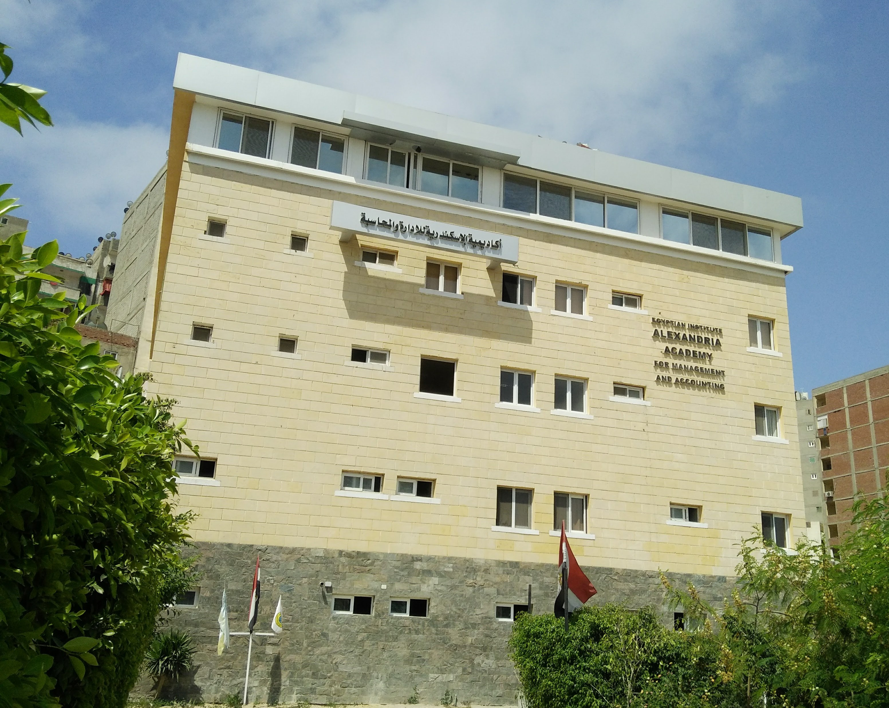 The Egyptian Institute of Alexandria Academy for Management and Accounting