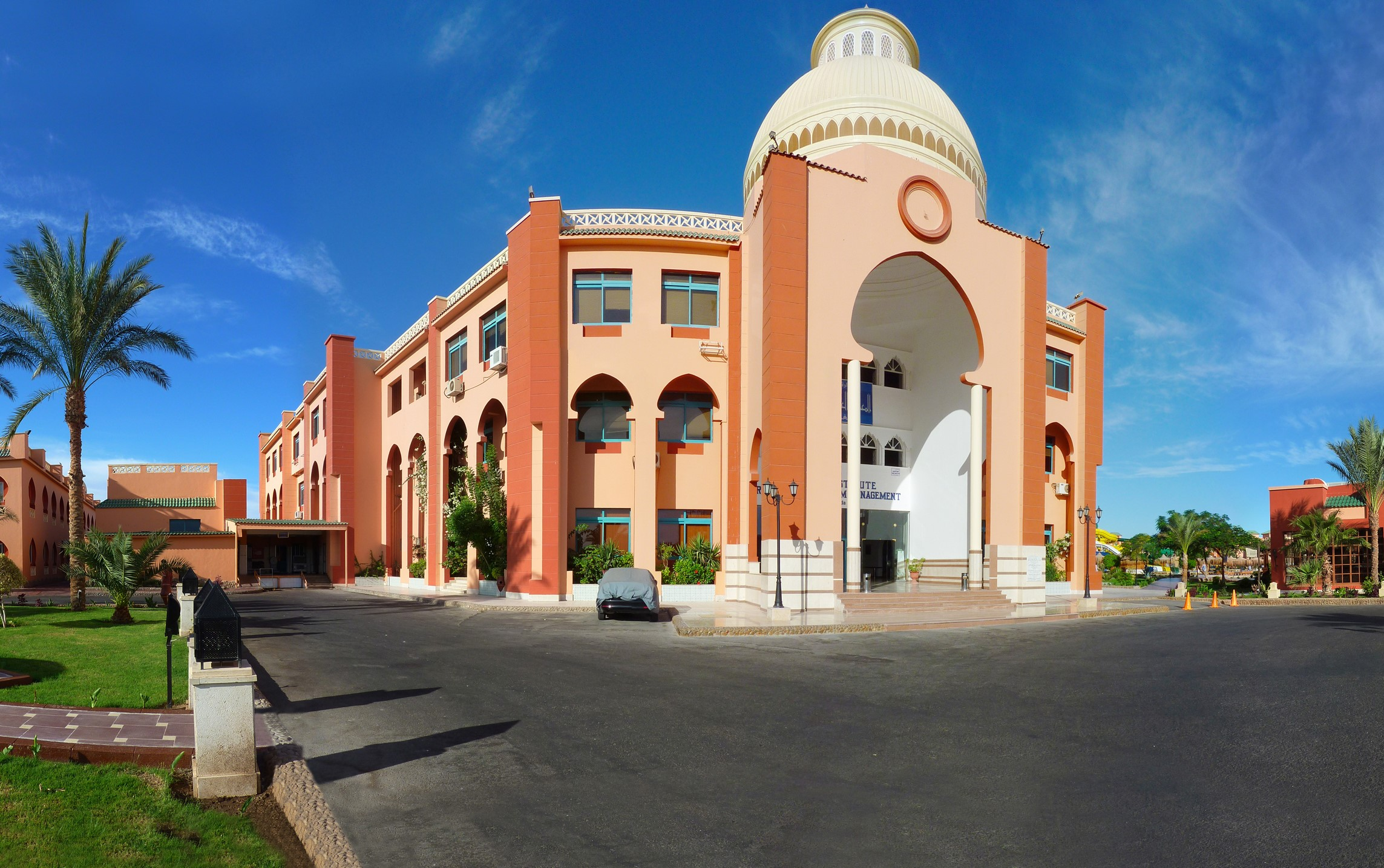 Higher Institute for Tourism and Hotels - Hurghada