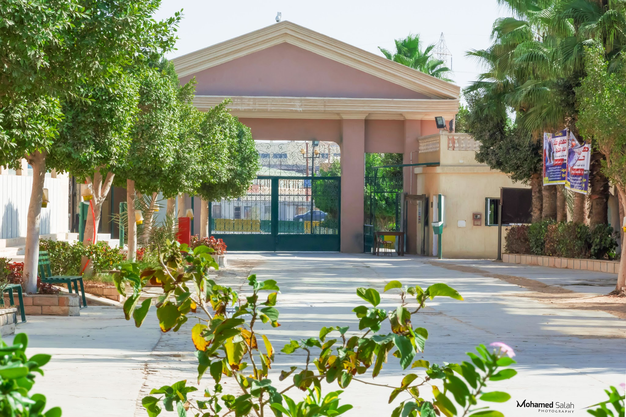 Higher Institute of Engineering and Technology - El-Obour