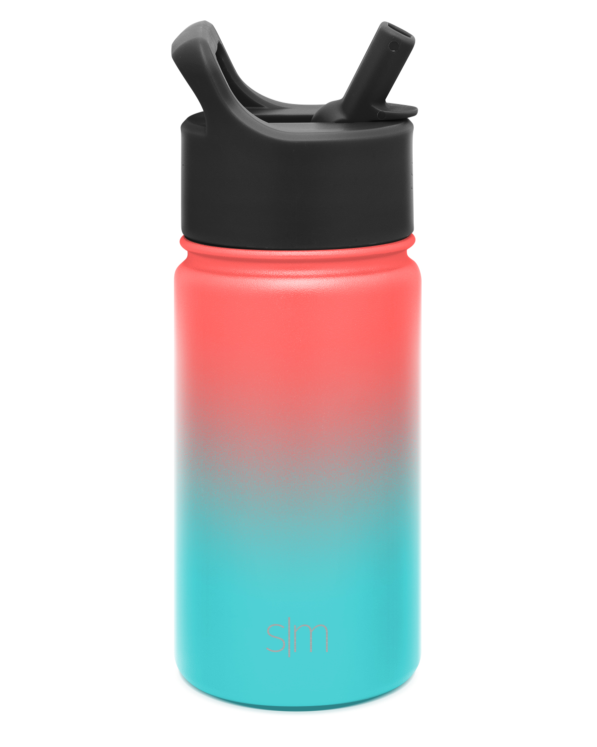 Simple-Modern-Summit-Water-Bottle-with-Straw-Lid-Vacuum-Insulated-Kid-039-s-Cup thumbnail 14