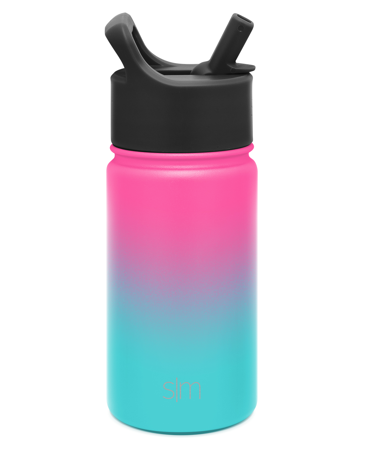 Simple-Modern-Summit-Water-Bottle-with-Straw-Lid-Vacuum-Insulated-Kid-039-s-Cup thumbnail 18