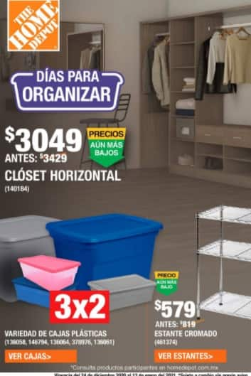 Vista previa de the home depot - Catálogo actual - electronica, nuevo folleto de la tienda en México