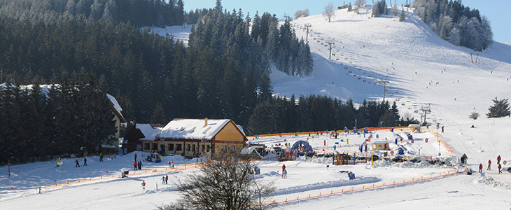 Patty Ski school, rental & Funpark