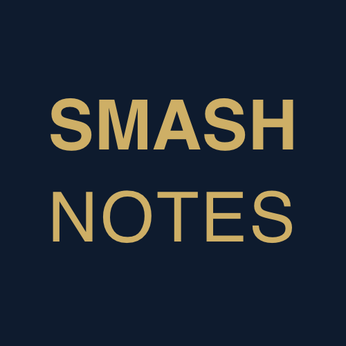 Smash Notes on Smash Notes