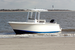 Just launched last season, Sportsman Boats is the new kid at the marina for coastal center console sportfishers, but it's the product of proud parents who have many years of boatbuilding experience.