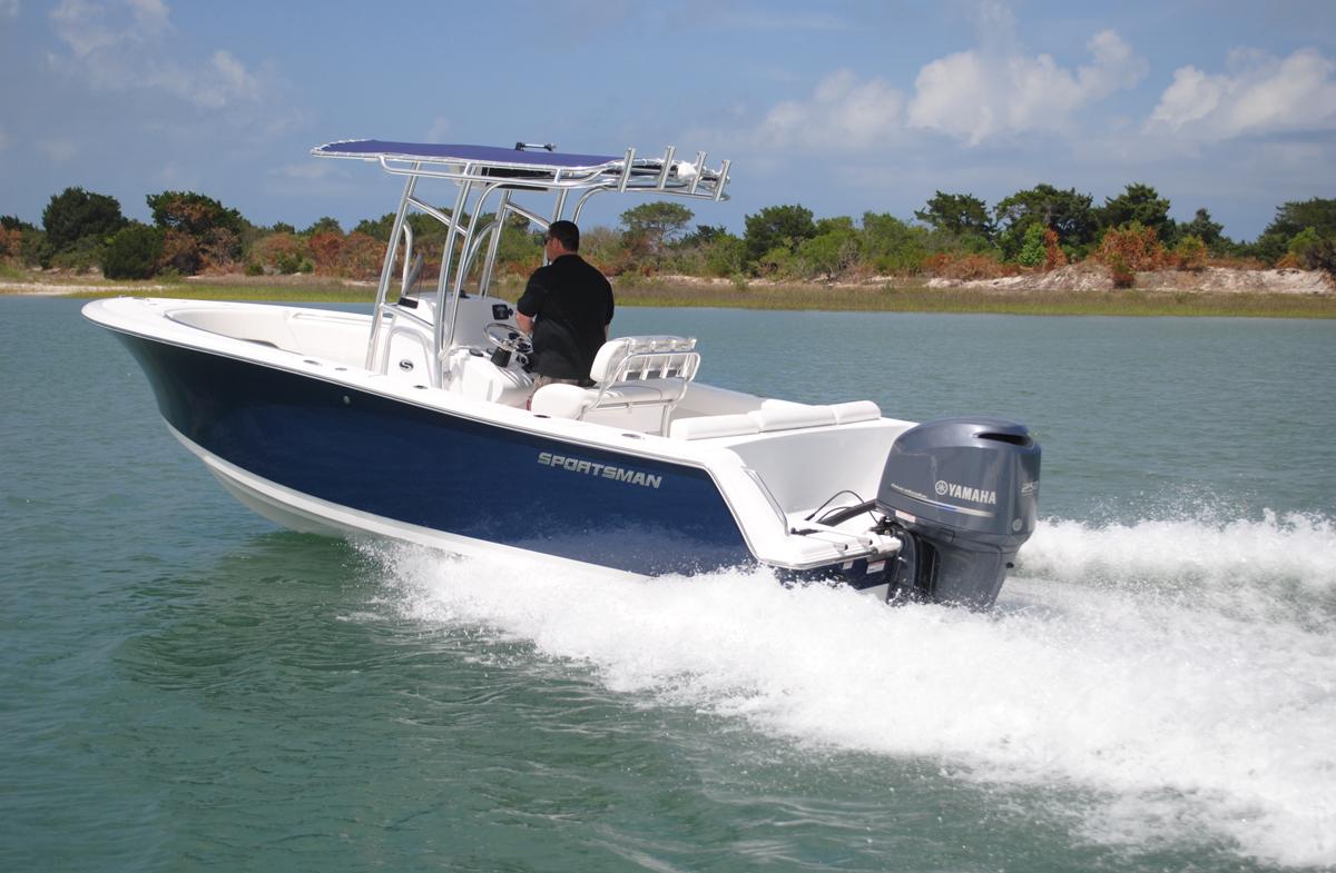 Florida Sportsman Magazine - Sportsman Boats Heritage 229
