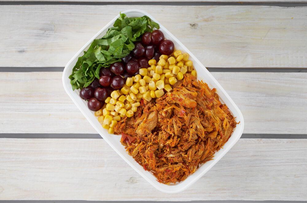 Sweet n Spicy Chicken Salad