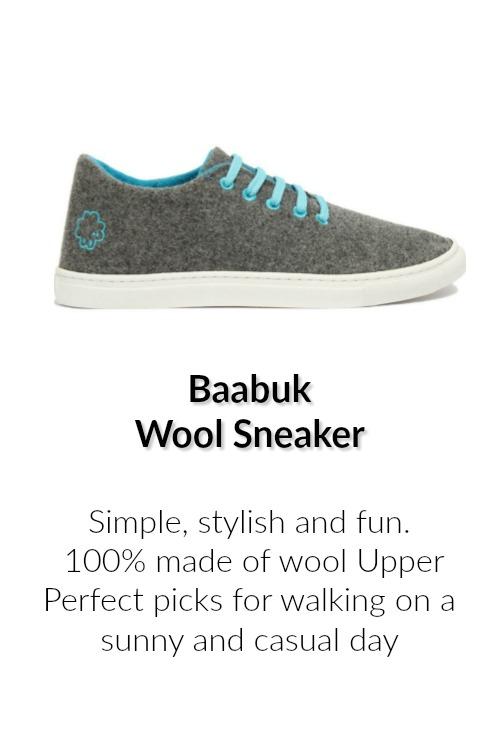 Baabuk Wool Sneaker