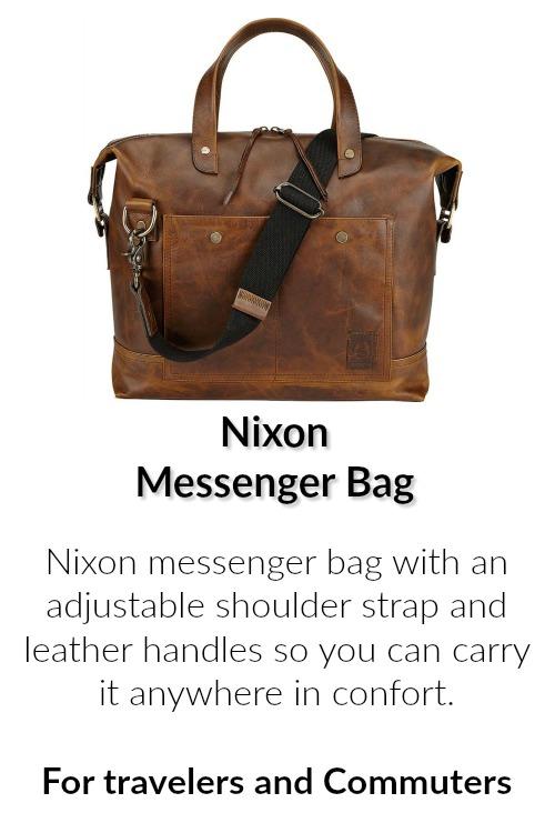 Nixon Calle Messenger Bag