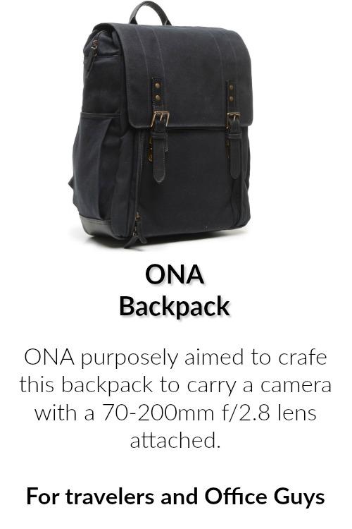 ONA Backpack