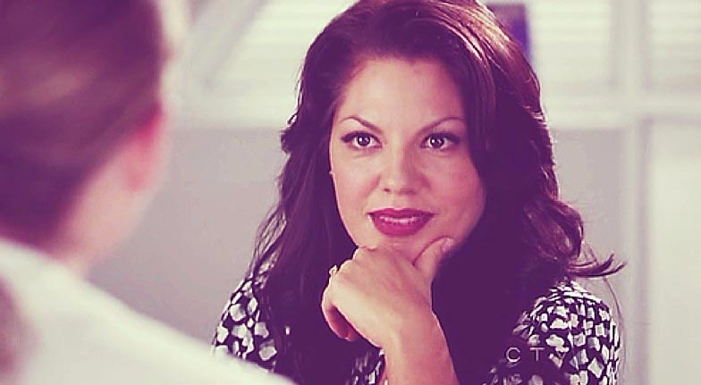 do people think you guys are dating callie torres