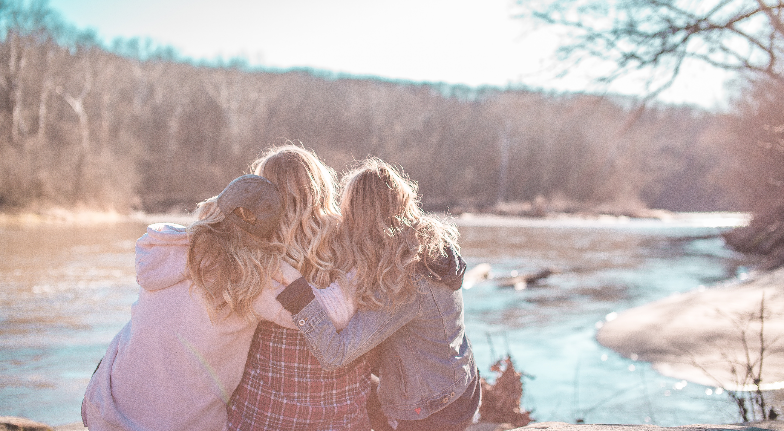 To My High School Besties, You'll Always Be a Part of Me