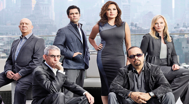 The 11 Stages Of Watching 'Law & Order: SVU'